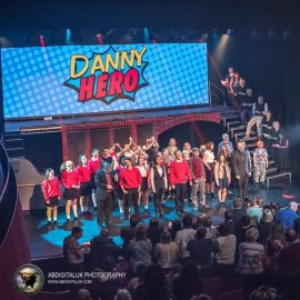 Danny Hero is a success in Corby
